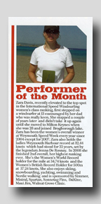 Windsurf Performer of the Month