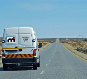 Road to Luderitz